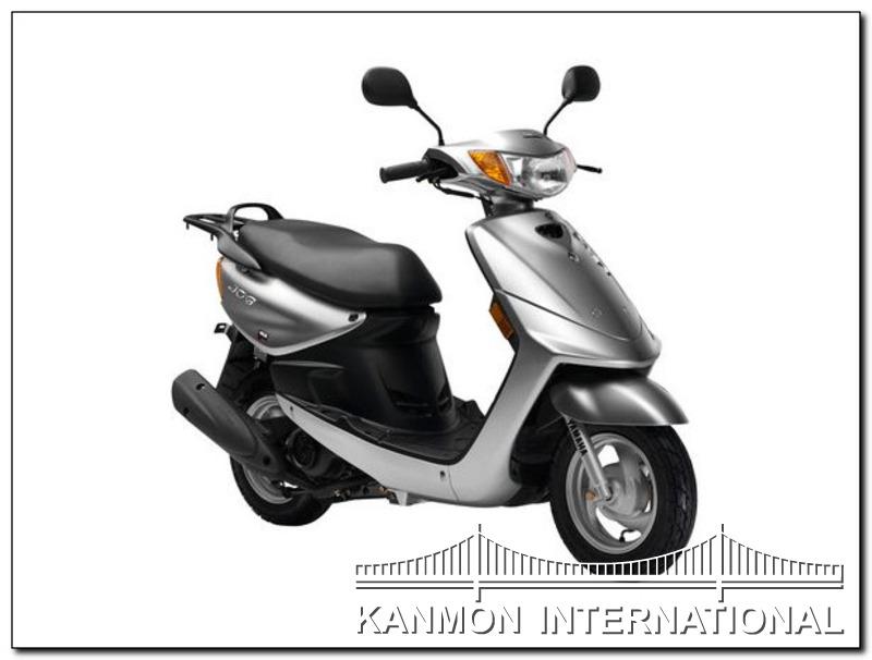 Yamaha Cc Jog Scooter