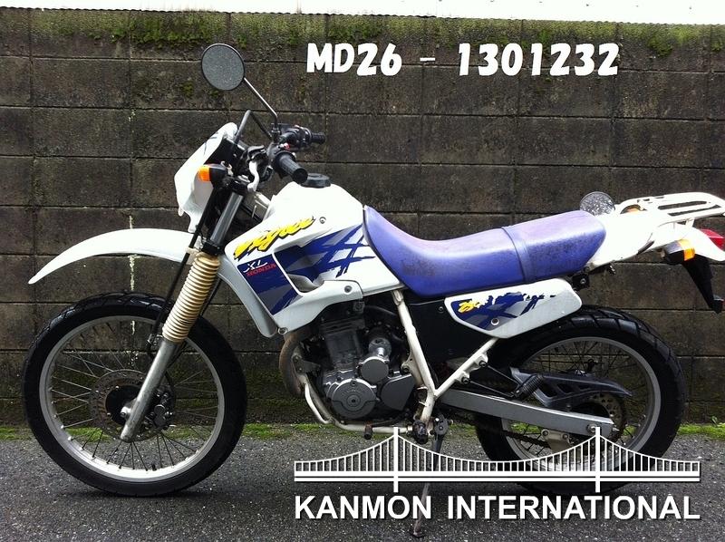 Usedjapanesebikes Com Honda Degree 250 Md26