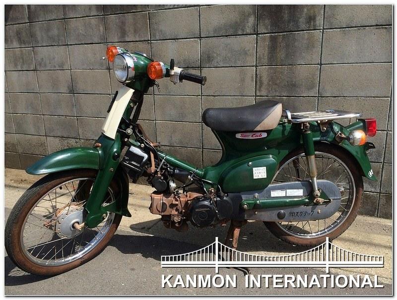 UsedJapaneseBikes.com : HONDA SUPER CUB 50CC