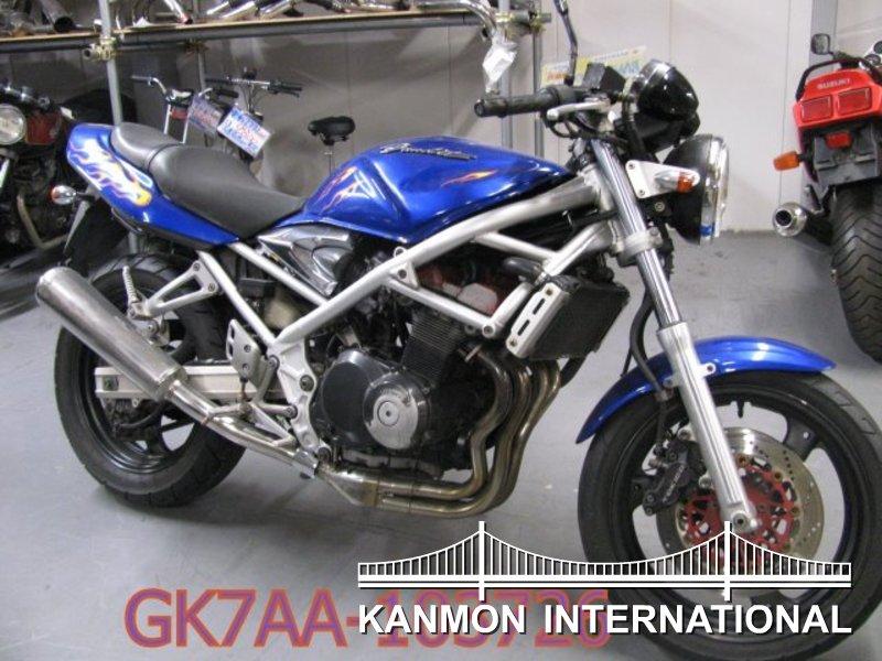 Used Suzuki Bandit